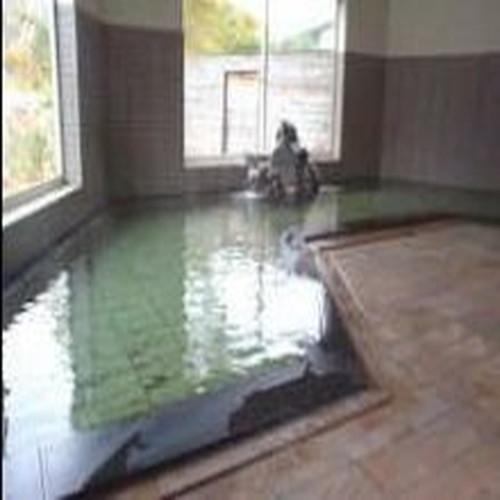 ハーブの湯男内風呂