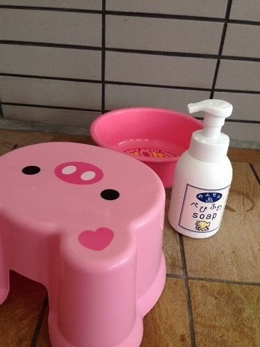 s-子供用いす桶